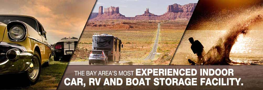 Indoor Rv Boat And Car Storage San Jose San Francisco